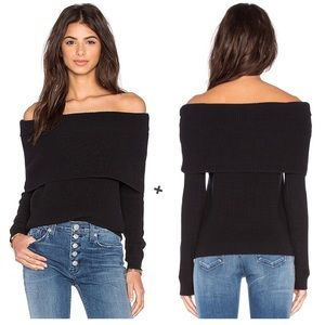 Lovers + Friends x REVOLVE Vylette Black Sweater